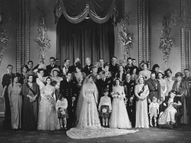 Royal Wedding Group