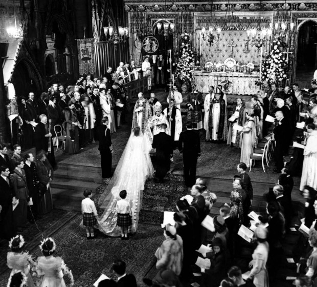 Royal Wedding 1946