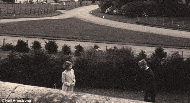 Princess Elizabeth and Prince Philip meet