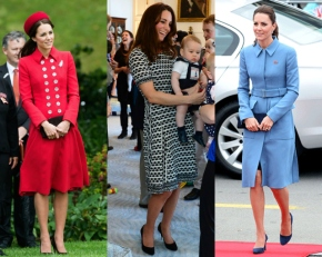 Kate's Royal Tour Fashion: New Zealand