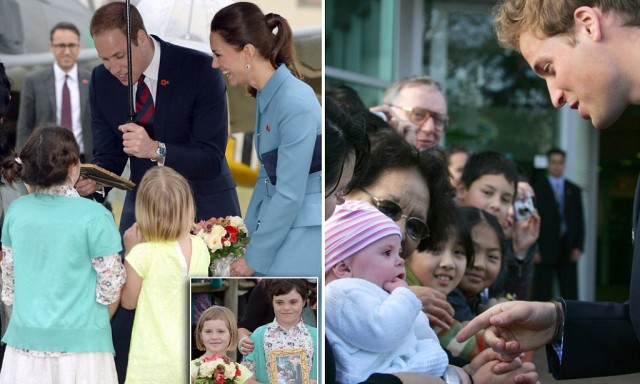 Royal visit to Australia and NZ - Day 3