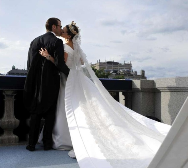 royal wedding wednesday crown princess victoria of sweden