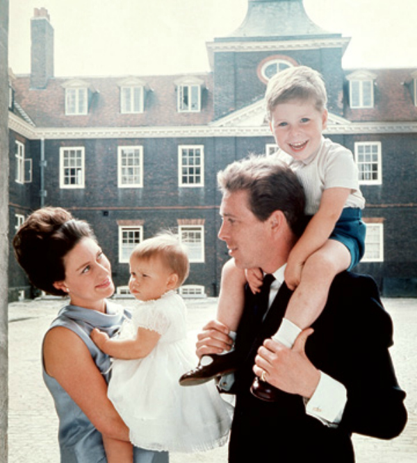 Princess Margaret & Family