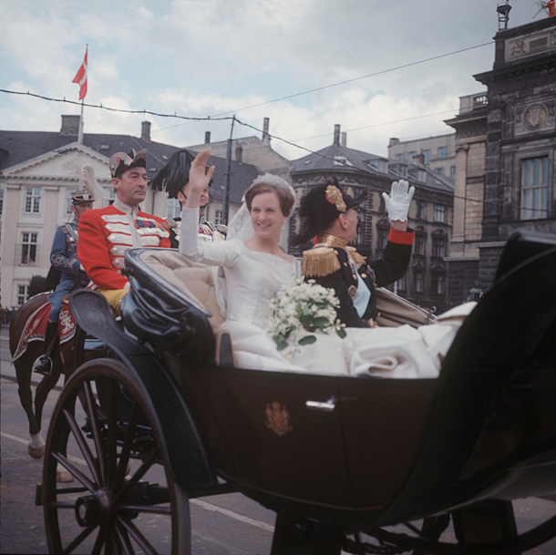 Princess Margrethe's Wedding