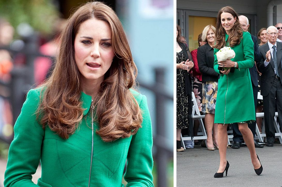 Kate Middleton Oz Tour