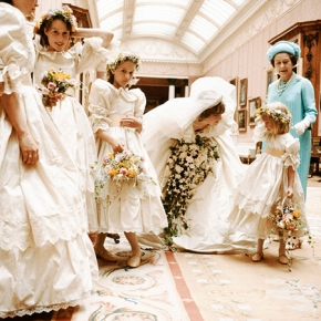 The Top 5 Royal Wedding Looks: Flower Girls and Pageboys