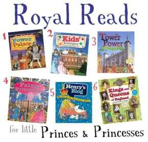 Royal Reads for Kids — PartI.