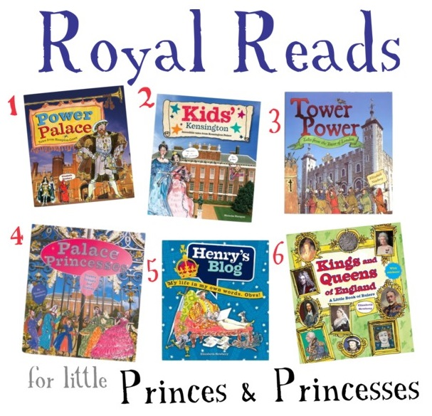 Royal Reads -- Children's Books