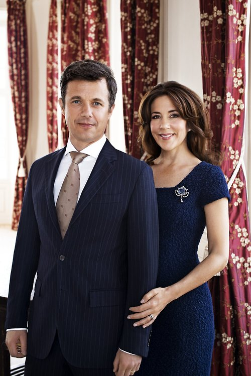 the 10th anniversary of the Crown Princely Couple