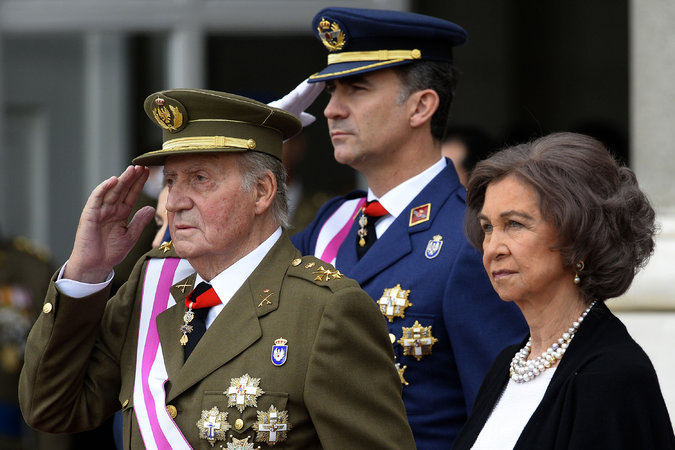 King Juan Carlos Abdication