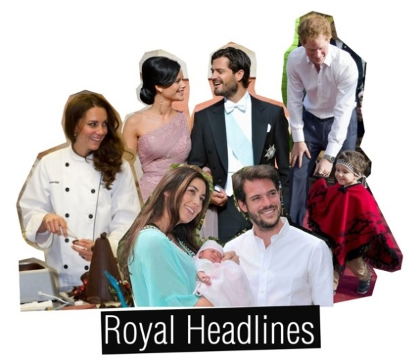 Catching Up: Royal News And Gossip