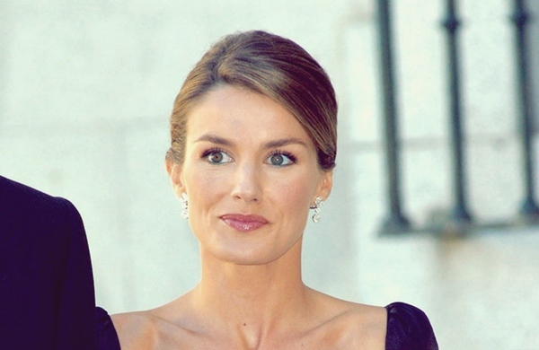 Before Royalty: Letizia