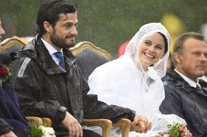 What We Know About Prince Carl Philip's Fiancée, Sofia Hellqvist