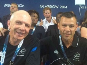 The Commonwealth Games and the Royal Photobomb