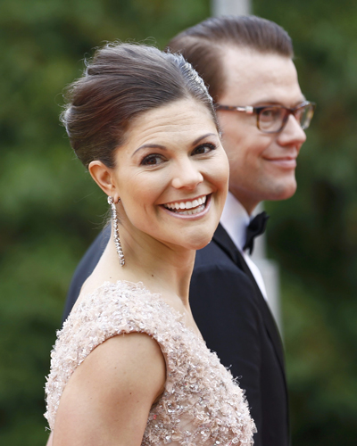 Crown Princess Victoria's Birthday