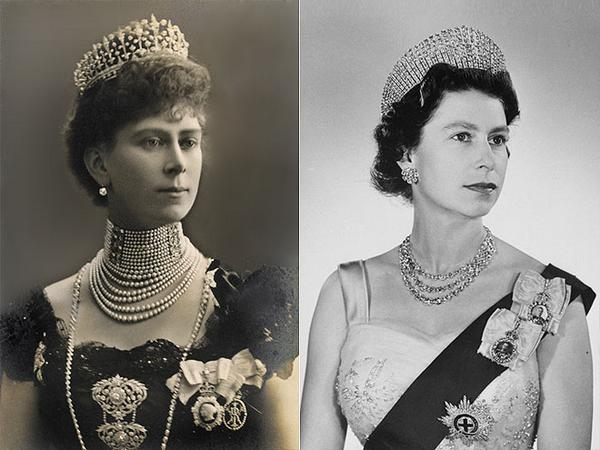 Royal Doppelgängers: British Royal History Edition