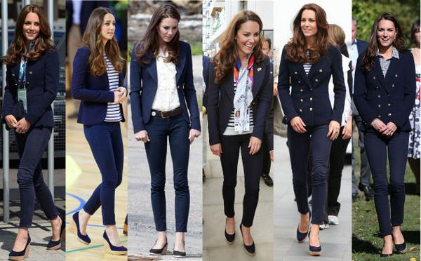 """Presented With No Comment: Kate's """"Revolutionary"""" Style"""