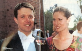 Royal Flings that didn't End with a Ring: Crown Prince Frederik and Katja Storkholm