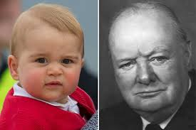 Who does Prince George most resemble