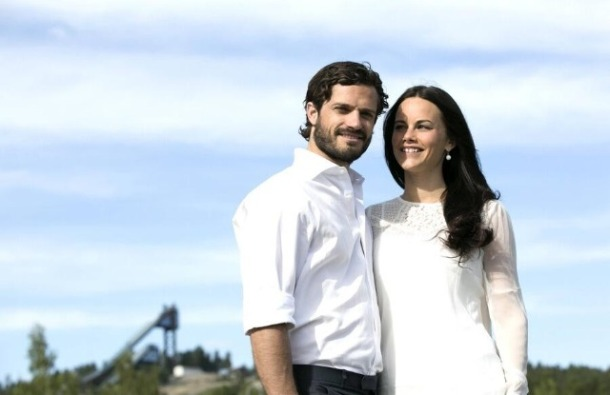 Prince Carl Philip Engagement