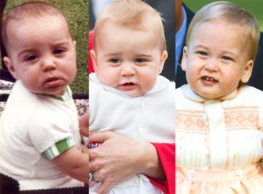 What do you think: Who does Prince George most resemble?