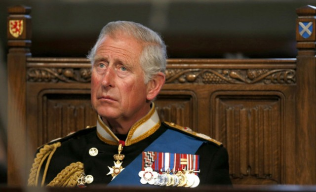The Prince Of Wales Attends A Service Of Commemoration For The Commonwealth