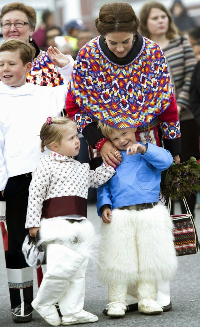 Danish Crown Princely Family's Official Visit to Greenland, Part III.
