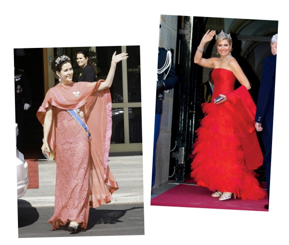 Vanity's Fair's Best-Dressed Poll: Crown Princess Mary and Queen Maxima on the ballot