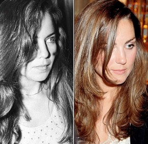 Royal Doppelgängers: Kate Middleton and Prince Andrew's Ex, Koo Stark