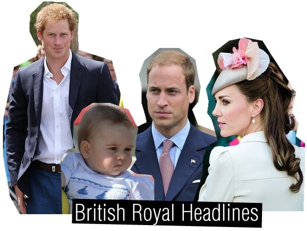 Latest British Royal News