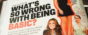 """Cosmo Magazine Implies Kate Middleton is """"Basic"""" : What Do YouThink?"""