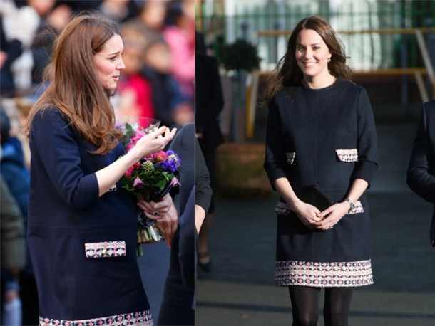 Kate-in-Navy-blue-shift-first
