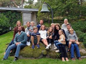 Impromptu Family Reunion: Scandinavian Royals Edition
