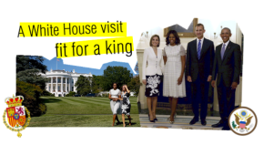 King & Queen of Spain's US Tour: First stop, Washington D.C.
