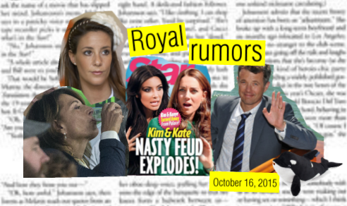 Royal rumours