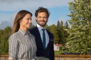 Prince Carl Philip & Sofia expecting their first baby