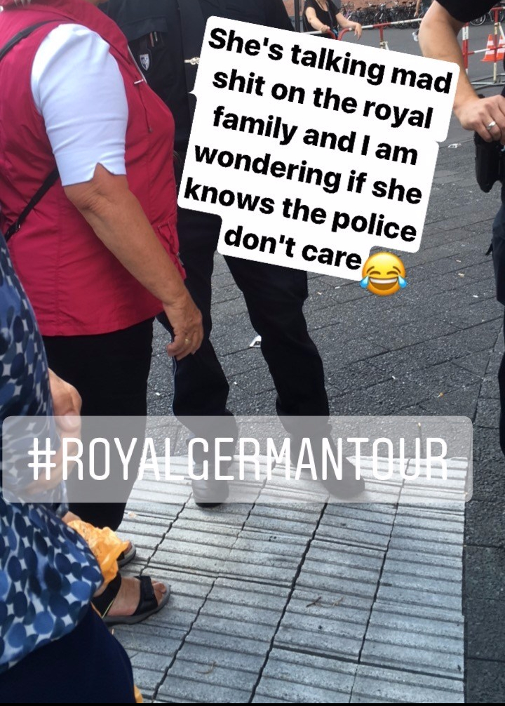Royal Tour Germany, July 21, 2017, Will & Kate in Hamburg